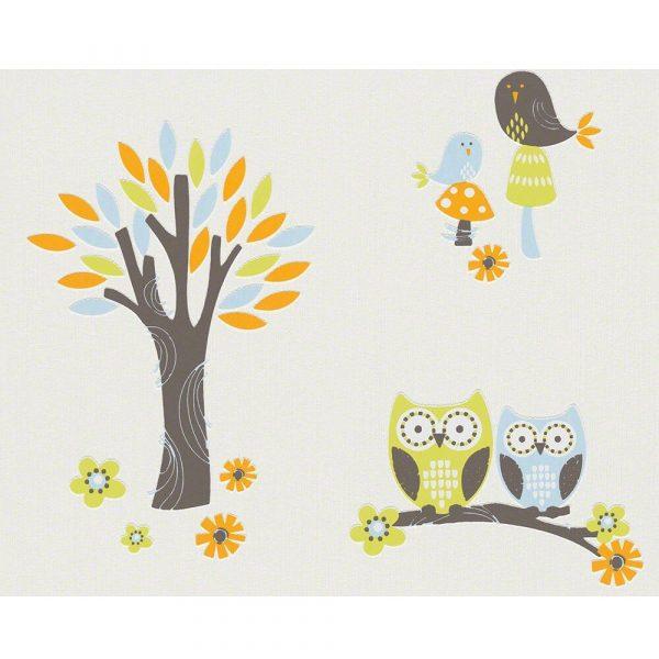 Wallpaper A.S Creation 941151 ESPRIT Kids5 .53x10,05 m(5m2)