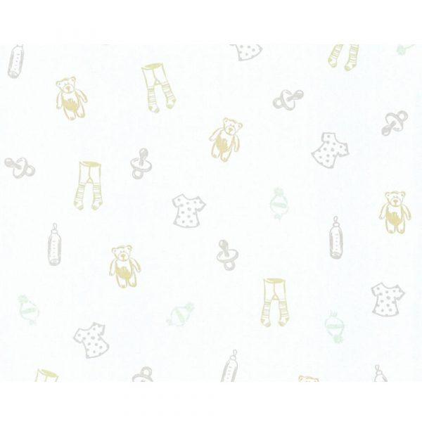 Wallpaper A.S Creation 358452 Little Stars .53x10,05 m(5m2)