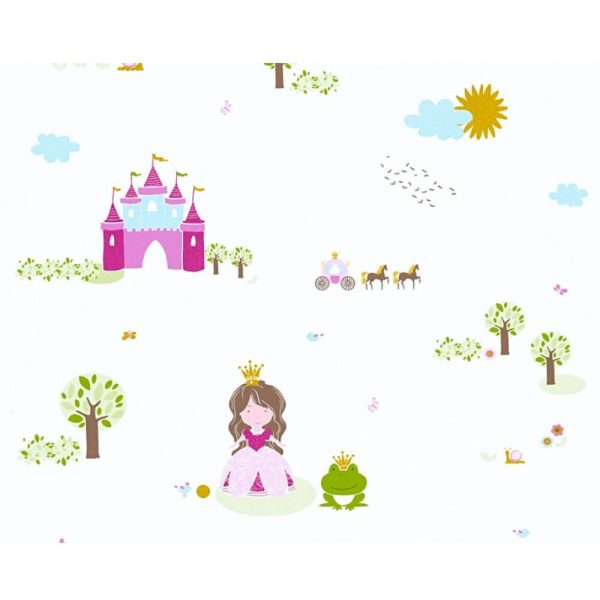 Wallpaper A.S Creation 358522 Little Stars .53x10,05 m(5m2)