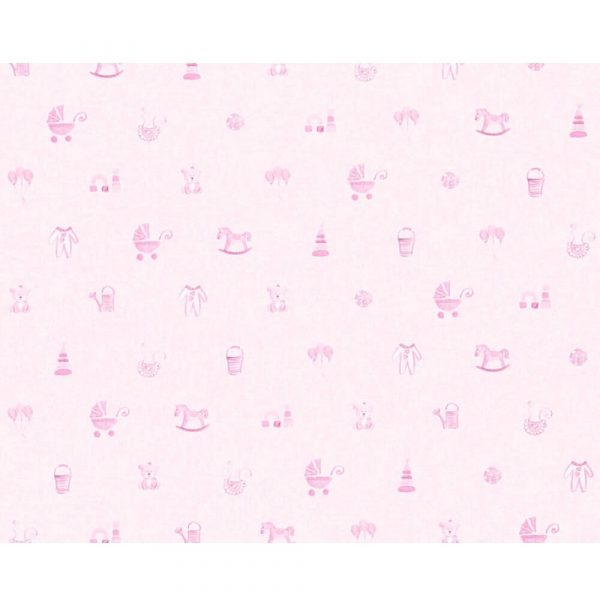 Wallpaper A.S Creation 358541 Little Stars .53x10,05 m(5m2)