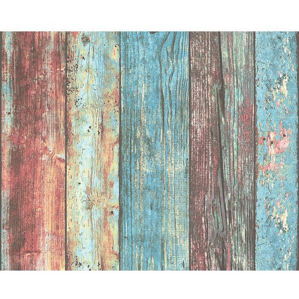 Wallpaper A.S Creation 307231 Wood&Stone .53x10,05 m(5m2)