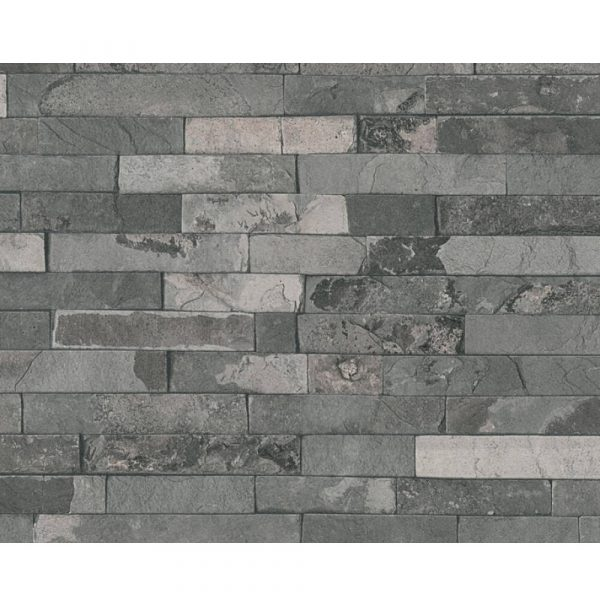 Wallpaper A.S Creation 355824 Wood&Stone .53x10,05 m(5m2)