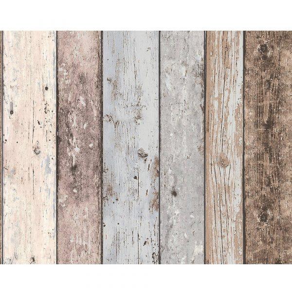 Wallpaper A.S Creation 855039 Wood&Stone .53x10,05 m(5m2)