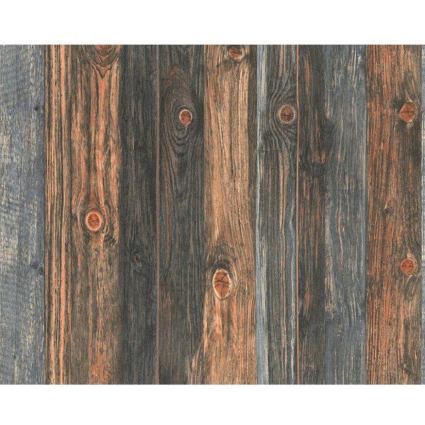 Wallpaper A.S Creation 908612 Wood&Stone .53x10,05 m(5m2)