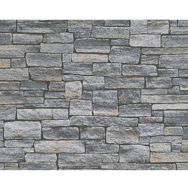 Wallpaper A.S Creation 958711 Wood&Stone .53x10,05 m(5m2)