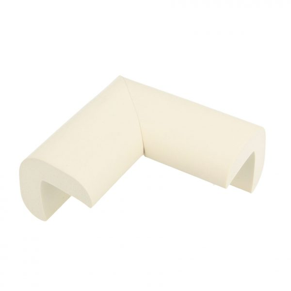 AMIG Edge Protector For tables White