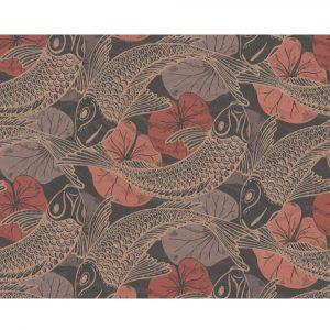Wallpaper A.S Creation 378595 Metropolitan 0,53x10,05 m(5m2)