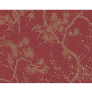 Wallpaper A.S Creation 378671 Metropolitan 0,53x10,05 m(5m2)