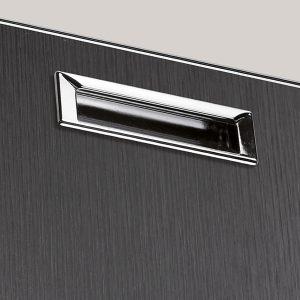 Drawer Handel Citterio Line Built-in Glossy Nickel 307/10